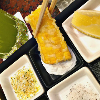 JAPANESE DELICACIES YOU DIDN'T KNOW COULD BE DEEP-FRIED, AT TEMPURA ENDO